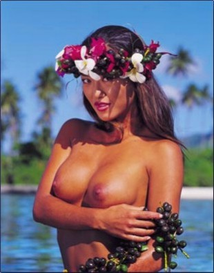 голые полинезийцы видео